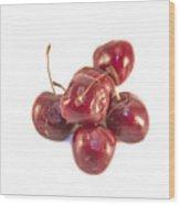 Cherrys Prunus Avium Wood Print