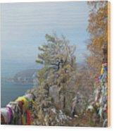Chersky Stone View Wood Print