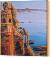 Chet Singh Wood Print