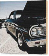 Chevrolet Chevelle Wood Print