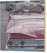 Chevrolet Impala Wood Print