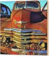 Chevrolet Truck 1 Wood Print