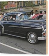 Chevy 1950 Wood Print