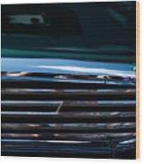 Chevy Wood Print