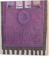 Cheyanne Wood Print
