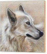 Cheyenne Wood Print