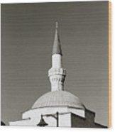 Chiaroscuro Istanbul Wood Print