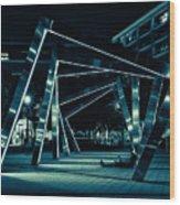 Chicago Blues Wood Print