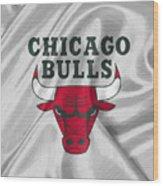 Chicago Bulls Wood Print