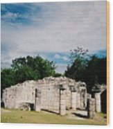 Chichen Itza 2 Wood Print