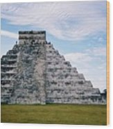 Chichen Itza 4 Wood Print