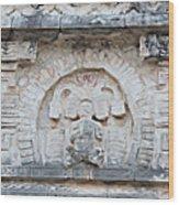 Chichen Itza Wood Print