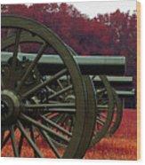 Chickamauga No 2 Wood Print