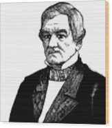 Chief John Ross Wood Print