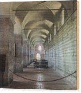Chiesa Dei Santi Anastasio E Vincenzo Wood Print