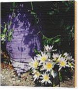 Children's Lotus Boquet Wood Print