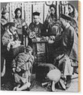 China: Boxer Trial, C1900 Wood Print