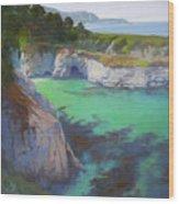China Cove Wood Print