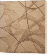 China Wood Print