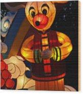 Chinese Lantern Festival British Columbia Canada 7 Wood Print