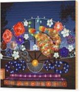 Chinese Lantern Festival Wood Print
