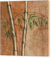 Chinese Love Wood Print