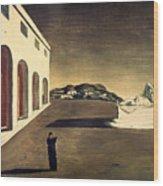 Chirico: Melancolie, 1913 Wood Print