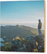 Chirripo National Park Wood Print