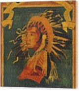 Choctaw 1935 Wood Print