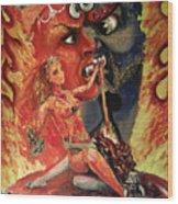 Chod Maithuna Wood Print