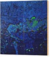 Chopin Nocturne Op. 9 No. 2 Wood Print