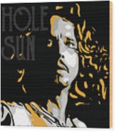 Chris Cornell Wood Print