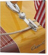 Chris Craft Custom Wood Print
