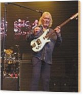 Chris Squire  -yes Wood Print