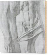 Christ 1b Wood Print