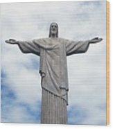 Christ The Redeemer Wood Print by Paul Landowski