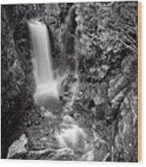 Christine Falls, Mt Rainier National Park Wood Print