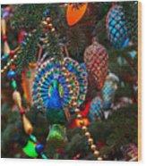 Christmas Bling #1 Wood Print