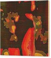 Christmas Bliss Wood Print