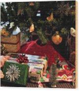 Christmas Memories Wood Print