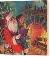 Christmas Story Wood Print