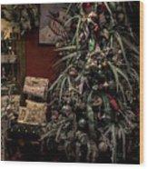 Christmastime Wood Print