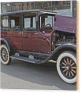 Chrysler 1926 Wood Print
