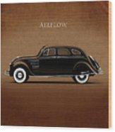 Chrysler Airflow 1934 Wood Print