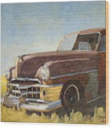 Chrysler Pre Bailout Days Wood Print