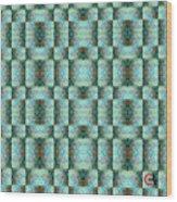 Chuarts Epic Illusion 1b2 Wood Print