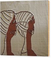 Church Ladies - Tile Wood Print