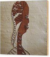 Church Lady 11 - Tile Wood Print