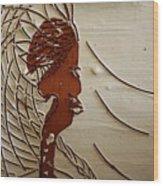 Church Lady 7 - Tile Wood Print