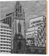 Church Of Our Lady And Saint Nicholas Liverpool Wood Print